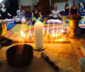 Spirituelle Seminare mit Meditation und Transformationscoaching zur energetischen Heilung für Frauen- Seminar fortlaufend