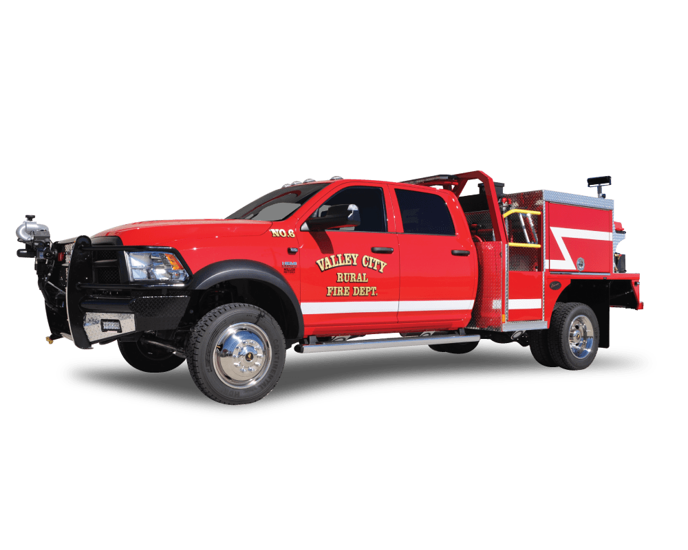 Valley City, ND Wildland Truck