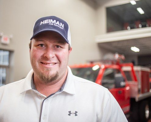 Chris Bornitz - Heiman Fire Equipment - Minnesota Firetruck sales