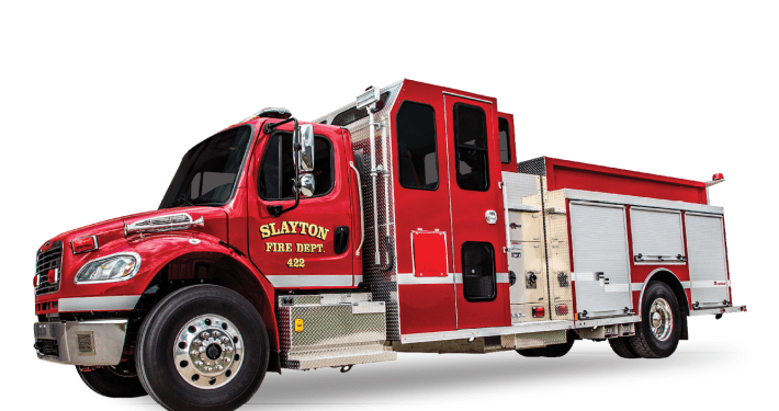 Slayton MN Pumper from Heiman Fire