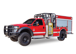 Muarice IA Heiman Fire Wildland Brush Truck