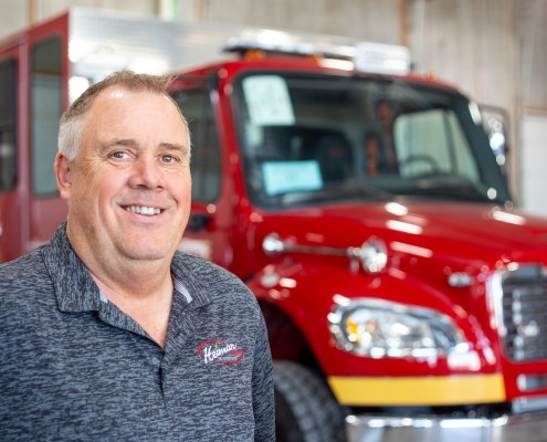 Bill Jorgensen - Heiman Fire Equipment Nebraska Sales Rep