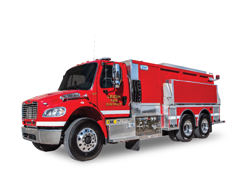 Heiman Fire Waterking Tanker for Leigh, NE