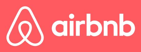 Airbnb als Heimarbeit: Logo