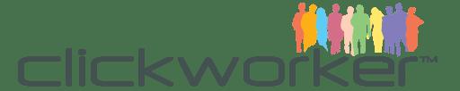 Clickworker.com als Heimarbeit: Logo