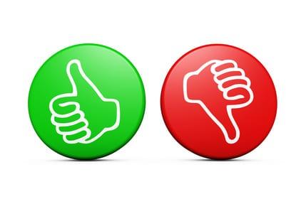 Heimarbeit-Erfahrungen: Daumen nach oben oder unten