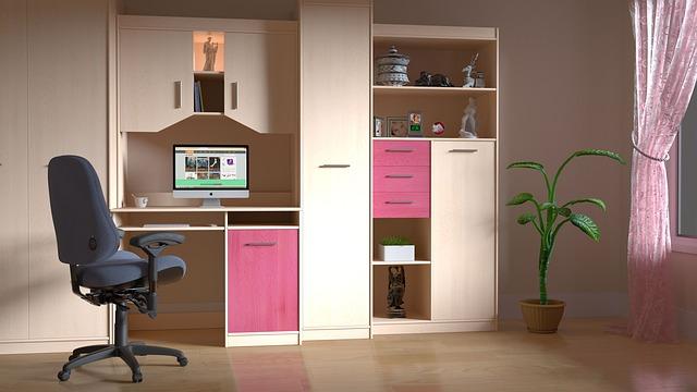Arbeitszimmer für Jobs von Zuhause