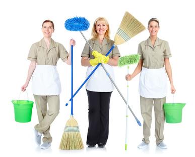 Wochenendjobs als Reinigungskraft