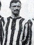 Arthur Beier Kickers Spieler Gründungsjahre
