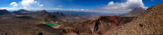 Tongariro Alpine Crossing 3