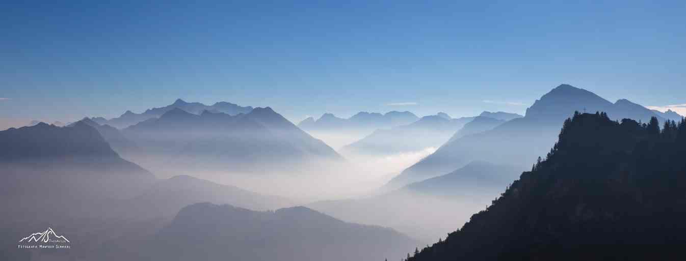 Manfreds Landschaften