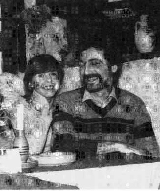 Marianne und Michael Pavlopoulus - Turnerheim Hellas