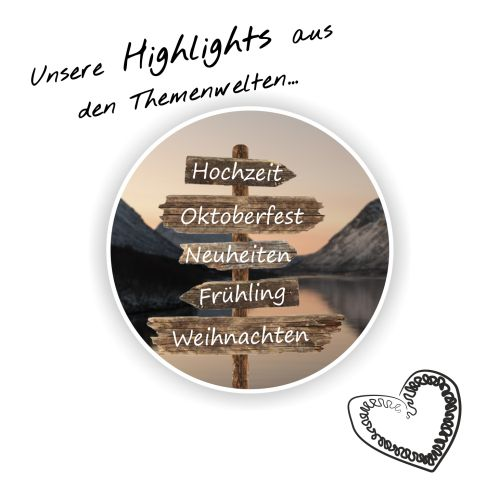 Unsere Highlights aus den Themenwelten