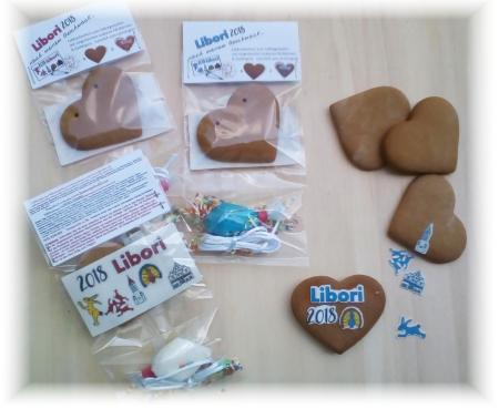 Libori 2018 - Do it yourself - Lebkuchen Bastelsets
