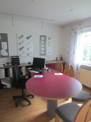 Büro Bestattungsunternehmen
