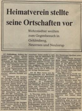 Friesoyther Nachrichten 28.03.1985