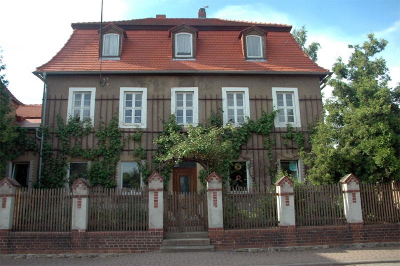 Geburtshaus Cornelius Gurlitt © 2009 J. Mänz