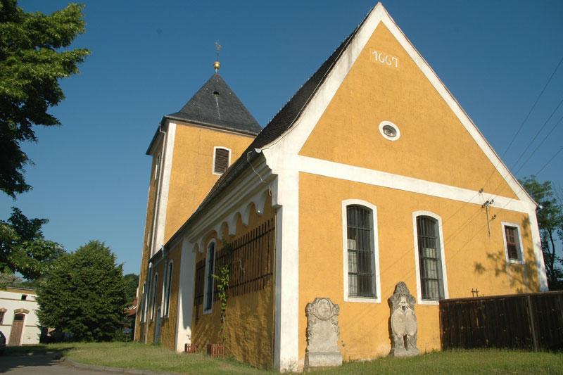 Dorfkirche © 2009 J. Mänz