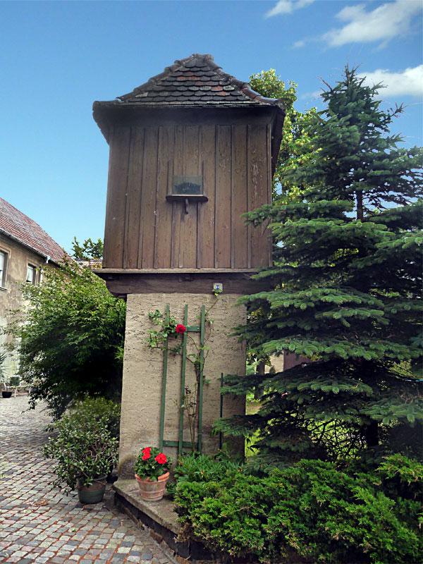 Taubenhaus © 2009 J. Mänz