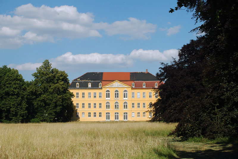Schlosswiese © 2009 J. Mänz