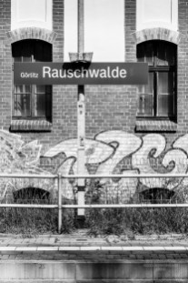 Bahnhof Rauschwalde