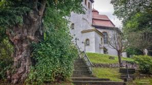 Kirche Podrosche.