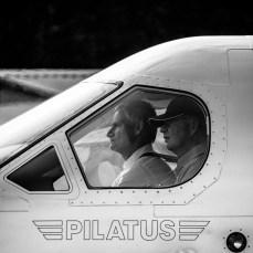 Piloten.