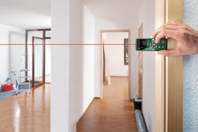 Lasermessgerät Bosch PLR 25