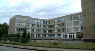Haupt-und Realschule vor der Sanierung