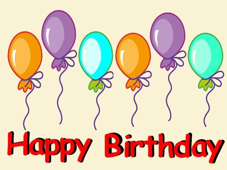 Schild_Happy Birthday
