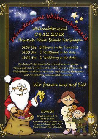 Weihnachtsdeko Bei Heine.In Der Weihnachtsbäckerei Der 2a Heinrich Heine Schule Ostseebad