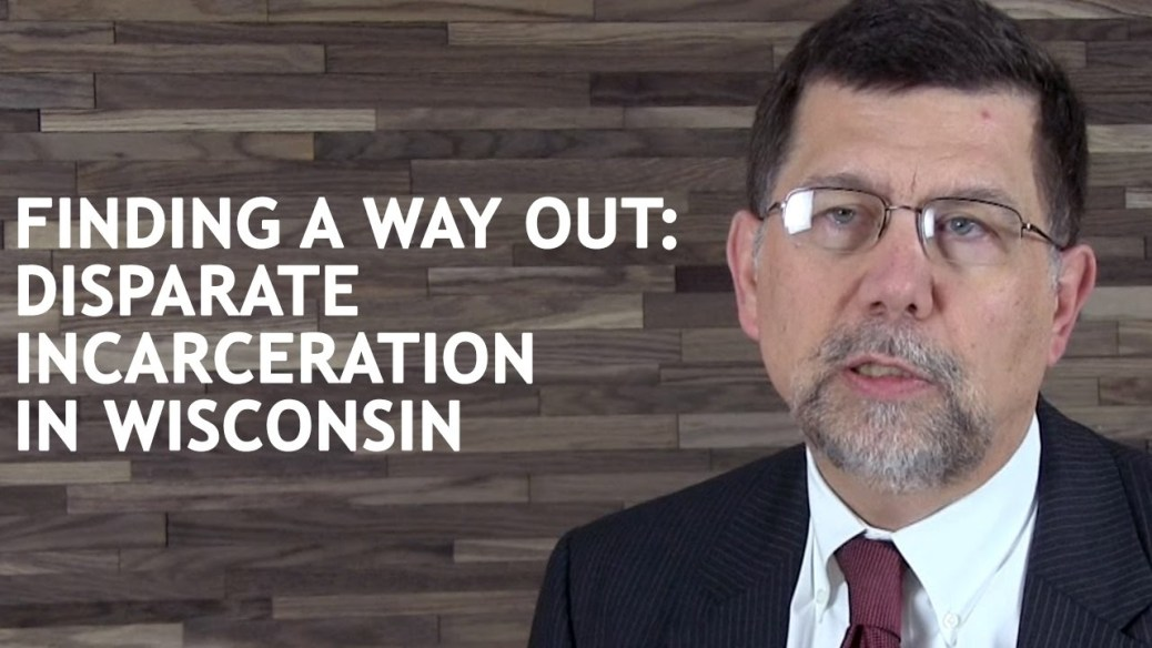 yt 9353 Finding a Way Out Disparate Incarceration in Wisconsin Fran Deisinger - Finding a Way Out: Disparate Incarceration in Wisconsin (Fran Deisinger)