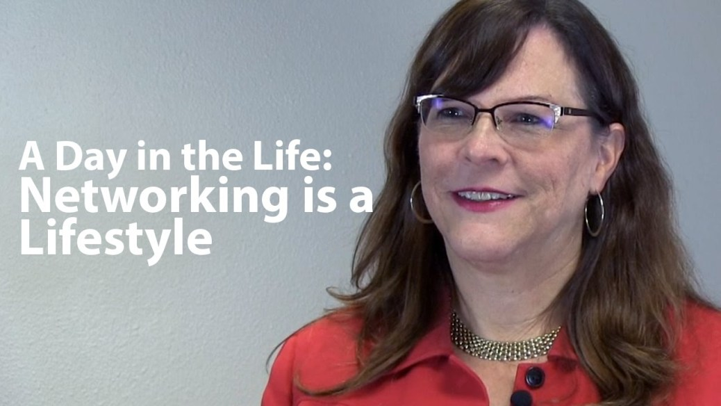 yt 9389 A Day in the Life Networking is a Lifestyle - A Day in the Life: Networking is a Lifestyle