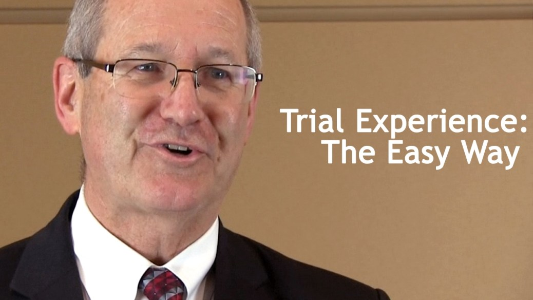 yt 9434 Trial Experience The Easy Way - Trial Experience: The Easy Way
