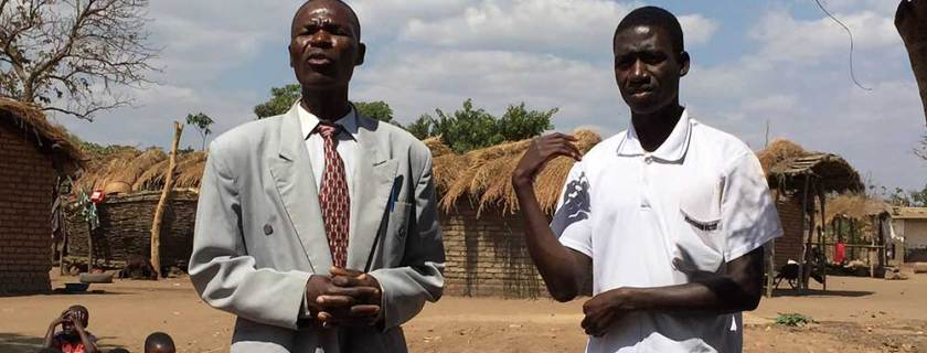 Building HIV Farms in Malawi
