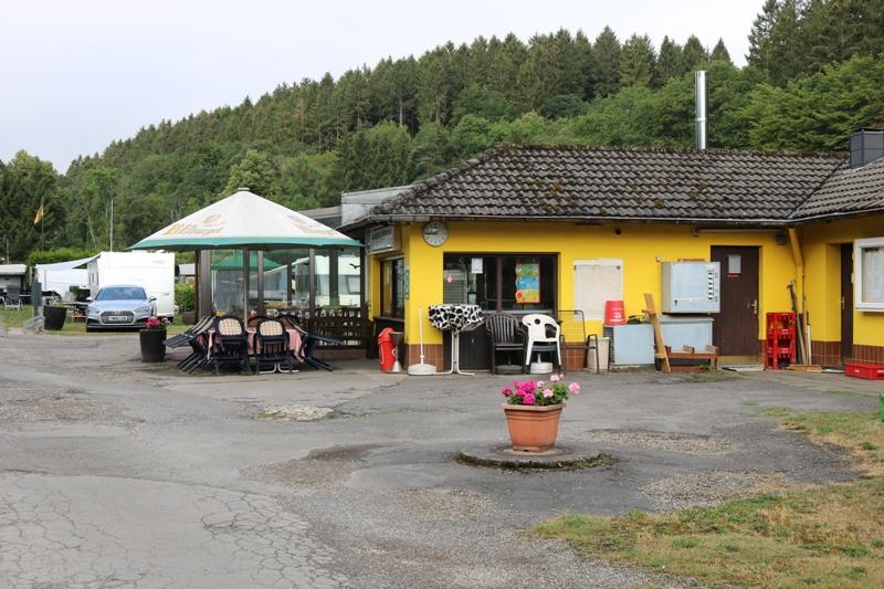 Campingplatz Vichtbachtal in Roetgen