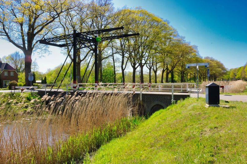 Brücke am Nordhorn-Almelo-Kanal