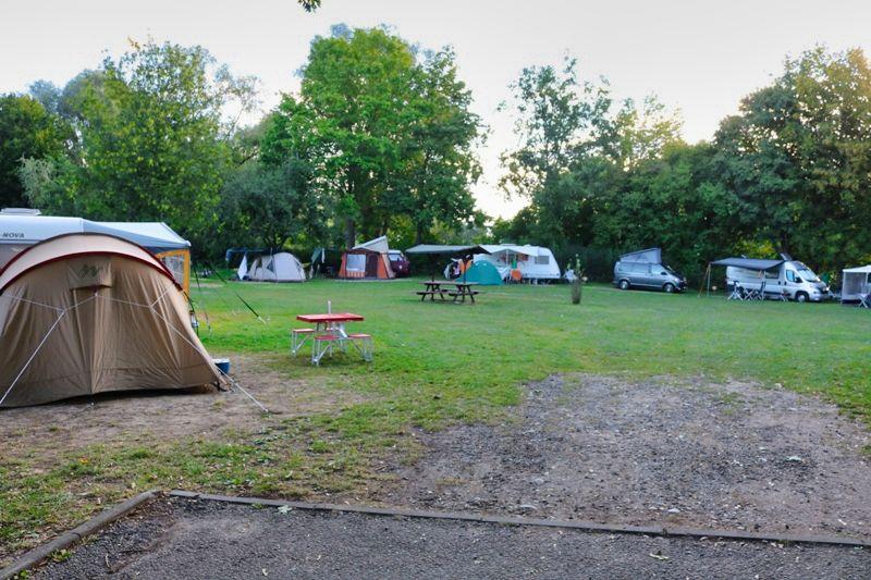 Campingplatz Horn am Bodensee