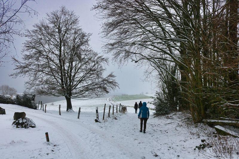 Winterwanderung Breckerfeld