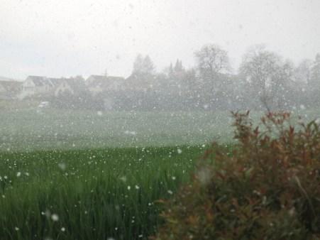 Schweizer Wetter Kapriolen