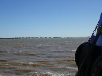 Rio Grande ennet dem Fluss
