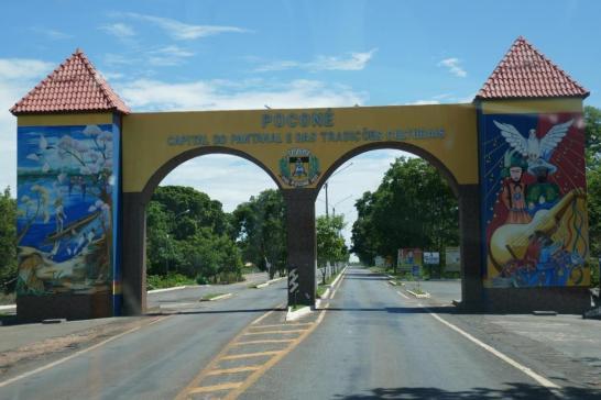 Pocone das Tor zum Pantanal