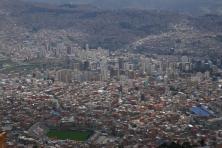 letzte Blicke auf die Stadt
