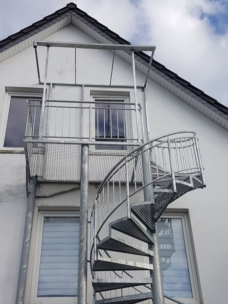 Stehltreppe