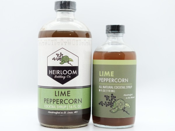 lime peppercorn bottles