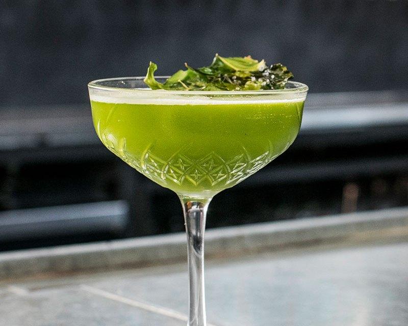 Collard Inspired Drinks