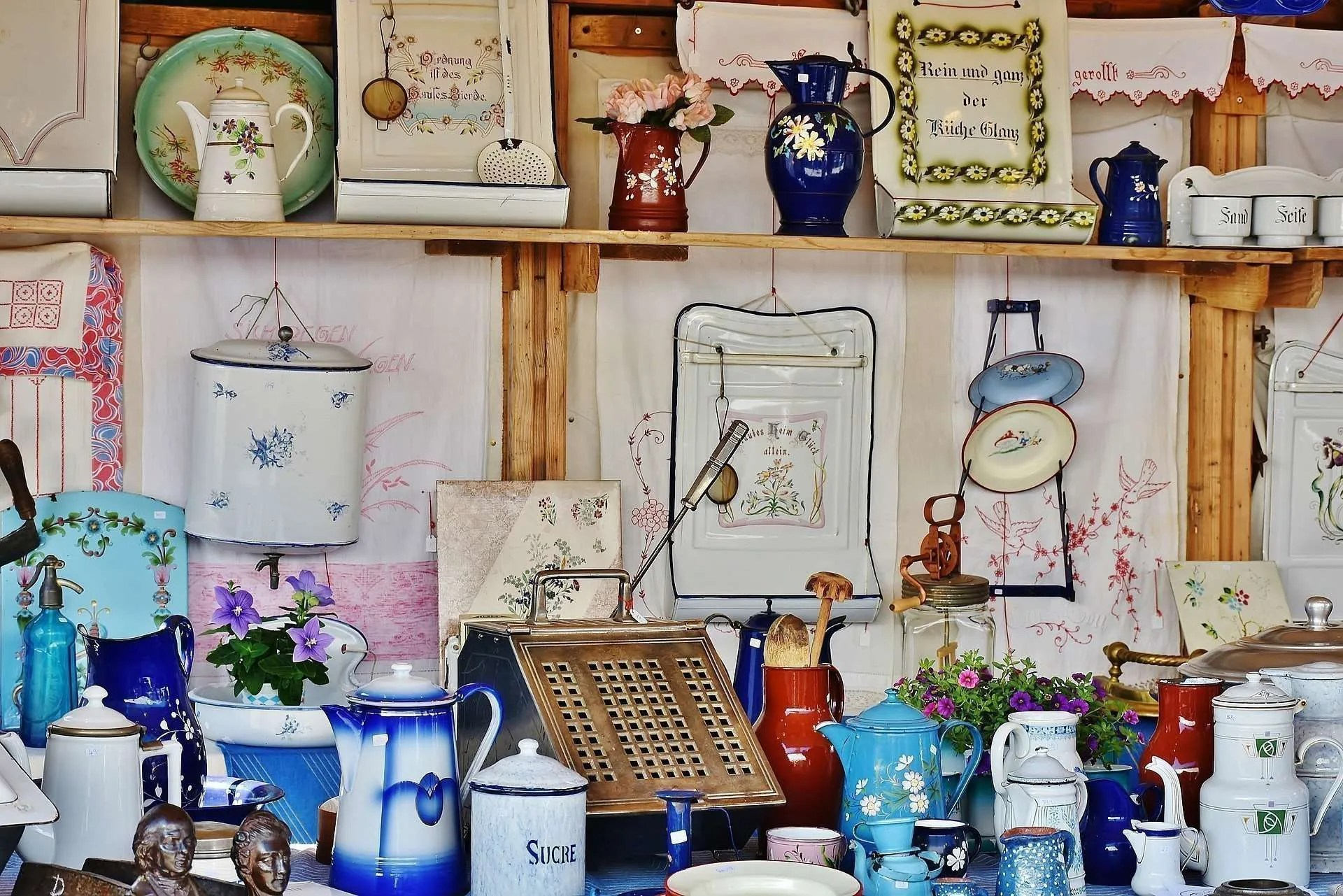 Places to sell antiques
