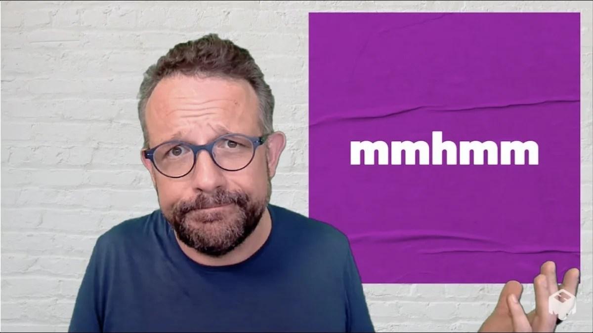 sur YT:  mmhmm: meilleure visioconférence avec le Mac  infos
