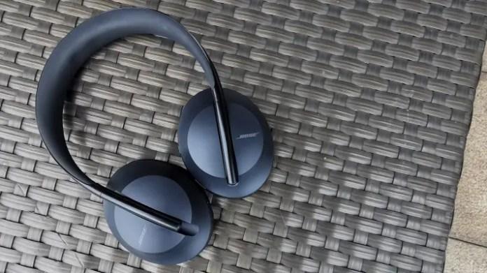 Mit acht Mikrofonen gegen Lärm: Bose Noise Canceling Headphones 700 ausprobiert