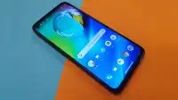 Motorola Moto G8, the powers that be: an Android-based Smartphone with a giant battery